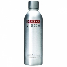Danzka Vodka Red 40% 1L