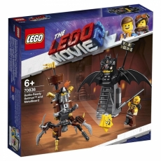 LEGO 70836 Battle-Ready Batman# and MetalBeard