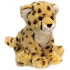 WWF Cheetah floppy 19 cm