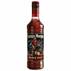 Captain Morgan Dark 40% 1L