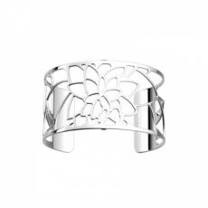 Браслет Les Georgettes silver shine Nenuphar 40 mm