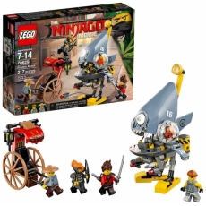 LEGO 70629 Piranha Attack