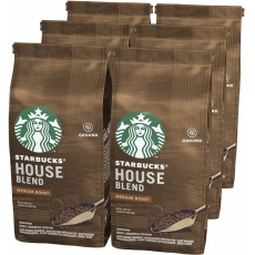 Starbucks medium house blend RG 6X200G