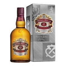 Chivas Regal 12 years old 40% 1L