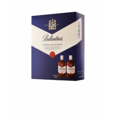 Ballantine's Finest 40% 2x1L Twin Pack