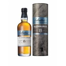 Ballantine's 15yo Glenburgie 40% 0.7L