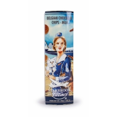 Starbrook chocolate chips milk 12x125g