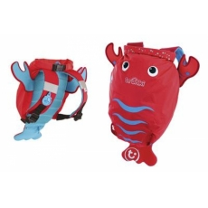 Trunki Resistant Backpack Lobster
