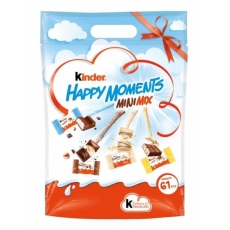 Kinder Happy Moments Mini Mix Pouch 338g