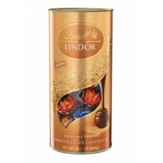 Lindt assorted Lindor Ball Tube 400g