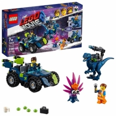 LEGO 70826 Rex's Rex-treme Offroader!