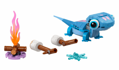LEGO 43186 Bruni the Salamander Buildable Character