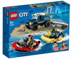 LEGO 60272 Police Boat