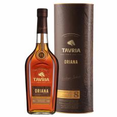 Tavria Oriana souvenir box 40% 0.5L