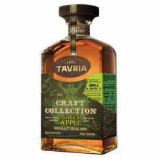 Tavria Craft Collection Green Apple 30% 0.5L