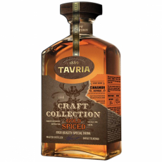 Tavria Craft Collection Spiced 35% 0.5L