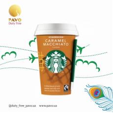 Starbucks Caramel Macchiato 0,22l