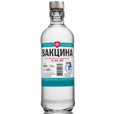 Vodka Вакцина №1 0.5 L