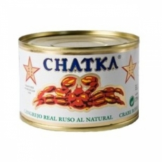 Cangrejo chatka 121g