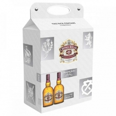 Chivas Regal 12 years old 40% 2x1L Twinpack
