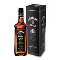Jim Beam Black 6 Year Old 43% 1L