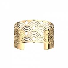 Браслет Les Georgettes gold shine Poisson 40 mm