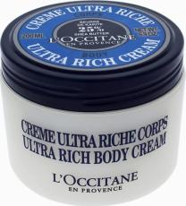 L'OCCITANE SHEA ULTRA RICH BODY CR 200ML