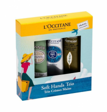 L'OCCITANE Крем для рук SOFT HANDS TRIO 30ML