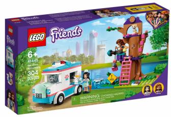 LEGO 41445 Vet Clinic Ambulance