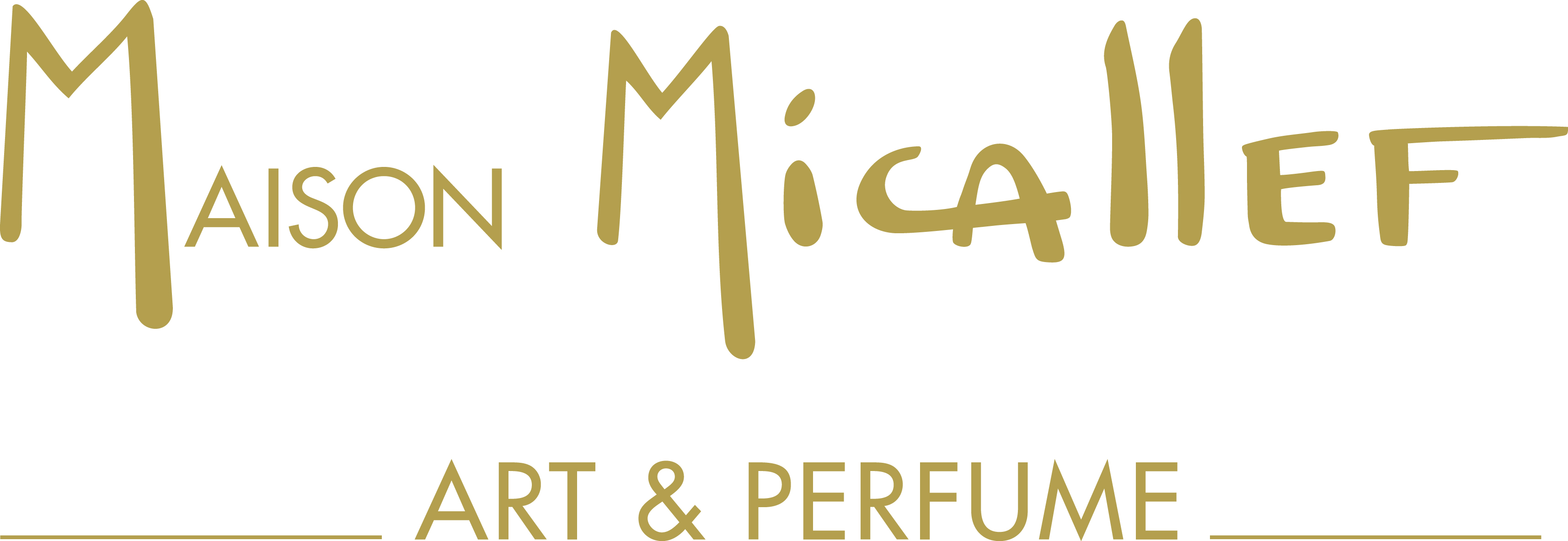 LOGO MAISON MICALLEF 2018 OR